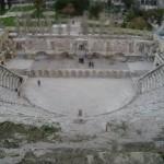 Teatro Romano de Petra (Foto: divulgação)