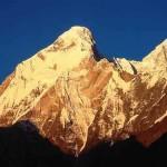 Himalaia, a mais alta cordilheira do mundo (Foto: divulgação)