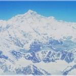 Trecho do Himalaia, visto de Kathmandu, Nepal (Foto: divulgação)