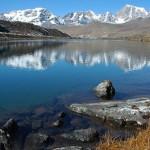Lago Gurudogman, em Sikkim, no Himalaia (Foto: divulgação)