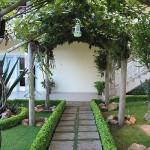 A estética do jardim esta relacionada com a variedade de plantas (Foto: divulgação)