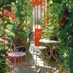 Jardim retro (Foto: divulgação)