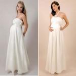 Vestido de noiva com alça nos ombros ou no pescoço (Foto: divulgação)