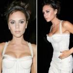 Os vestidos com corselet estão entre os preferidos das famosas.