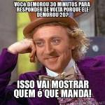 Quem é que manda (Foto: divulgação)