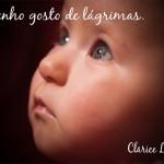 Gosto de lágrimas (Foto: divulgação)