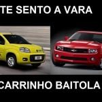 Carrinho baitola (Foto: divulgação)
