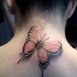 A tatuagem 3D se diferencia das convencionais porque possui efeito realista. (Foto:Divulgação)