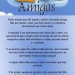 Amigos (Foto: divulgação)