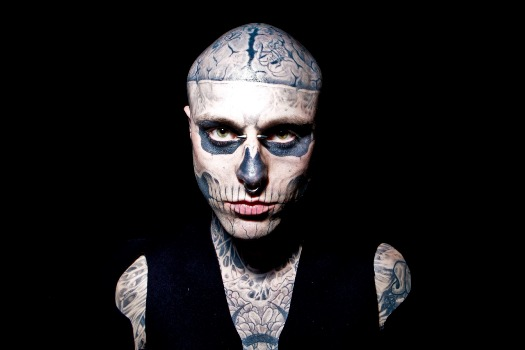 Tatuagem Masculina 3d