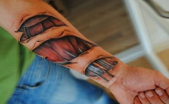 Preço de Tatuagens 3d