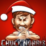 Chuck Norris o combatente (Foto: divulgação)