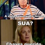 Não é mais culpa do Chaves, é da Rita. (Foto:Divulgação)