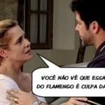A má fase do Flamengo é culpa da Rita. (Foto:Divulgação)