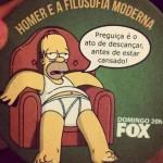 Homer e a filosofia moderna (Foto: divulgação)