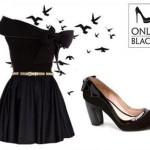 Loja virtual Only Black: venda de produtos na cor preta
