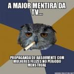 A maior mentira da TV (Foto: divulgação)