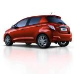 O carro pode ser encontrado na cor vermelha também (Foto: Divulgação)
