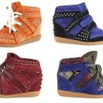 A Schutz possui uma linda coleção de Sneakers que combinam com vários estilos. (Foto: Divulgação)