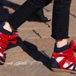 Um calçado extremamente confortave e elegante.