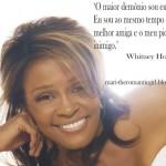 Whitney Houston (Foto: divulgação)