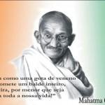 Mahatma Gandhi (Foto: divulgação)