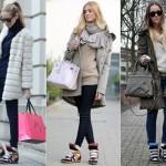 Monte um look moderno, chique e despojado com os sneakers. (Foto:Divulgação)