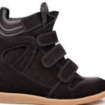 Modelos de sneaker com velcros. (Foto:Divulgação)