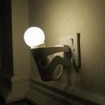 Luminária bonequinho (Foto: divulgação)