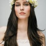 Coroa de flores naturais (Foto: divulgação)