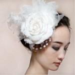 Acessório para noivas estilosas (Foto: divulgação)