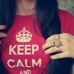 Camisetas Keep Calm: onde comprar