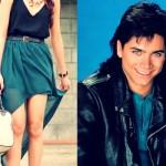 A saia mullet teve o seu nome inspirado em um corte de cabelo popular nos anos 80. (Foto:Divulgação)