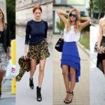 A saia mullet pode ser usada em diferentes ocasiões. (Foto:Divulgação)
