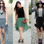 O corte mullet é fashionista, mas combina com a mulher moderna. (Foto:Divulgação)