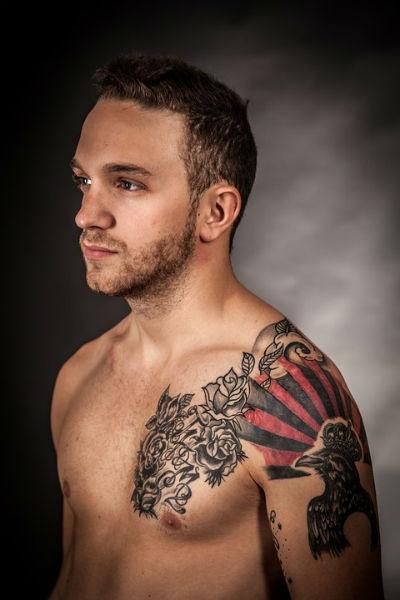 Outra tatuagem no braço (Foto: Divulgação)