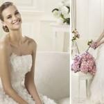 Os vestidos de noiva com rendas prometem fazer muito sucesso em 2013. (Foto:divulgação)