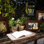 Objetos que trazem boas recordações para os noivos. (Foto:Divulgação)