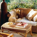 A varanda é um espaço para descansar e relaxar. (Foto:Divulgação)