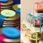 Cupcakes decorados e embalados com capricho. (Foto:Divulgação)