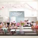 Oficina de cupcakes para fazer a lembrancinha do aniversário. (Foto:Divulgação)