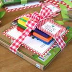 Kit para colorir como lembrancinha. (Foto:Divulgação)