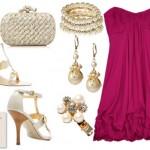 Os acessórios são indispensáveis para compor um visual elegante com vestidos (Foto: divulgação).