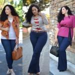 As calças jeans plus size são ideais para mulheres que gostam de andar na moda, independente do tipo físico (Foto: divulgação).