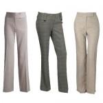Essas calças podem ser feitas em vários modelos diferentes. (Foto: divulgação).
