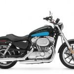 Harley Davidson SuperLow 2012 (Foto: Divulgação)