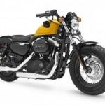 Harley-Davidson Forty Eight 2012 (Foto: Divulgação)
