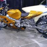Tanto a parte mecânica quanto a parte estética podem ser modificadas para deixar a moto tunada (Foto: Divulgação)
