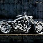 Praticamente qualquer moto pode ser tunada, desde que você tenha dinheiro para bancar as alterações (Foto: Divulgação)