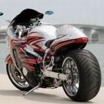 Depois de modificadas, as motos tunadas passam a custar bem caro (Foto: Divulgação)